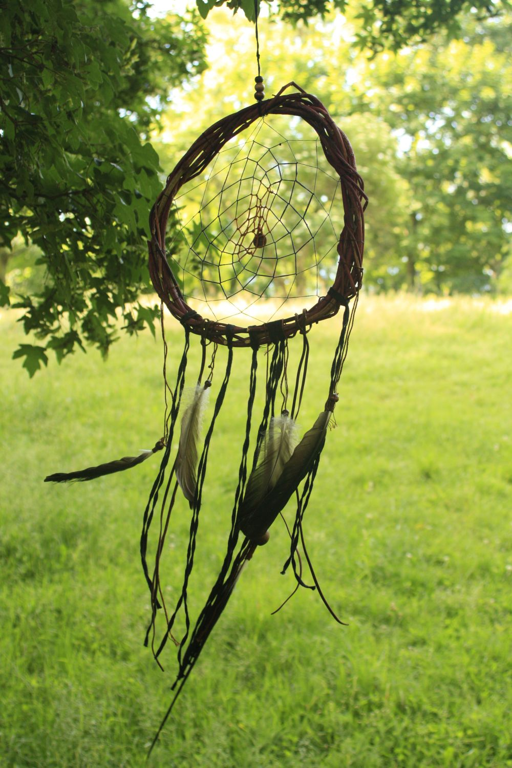 hippiesoul native dreamcatcher